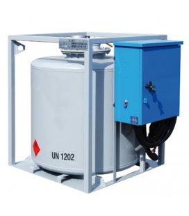 IBC fém tartály - 445 liter