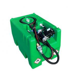 IBC tartály - 440 liter benzin